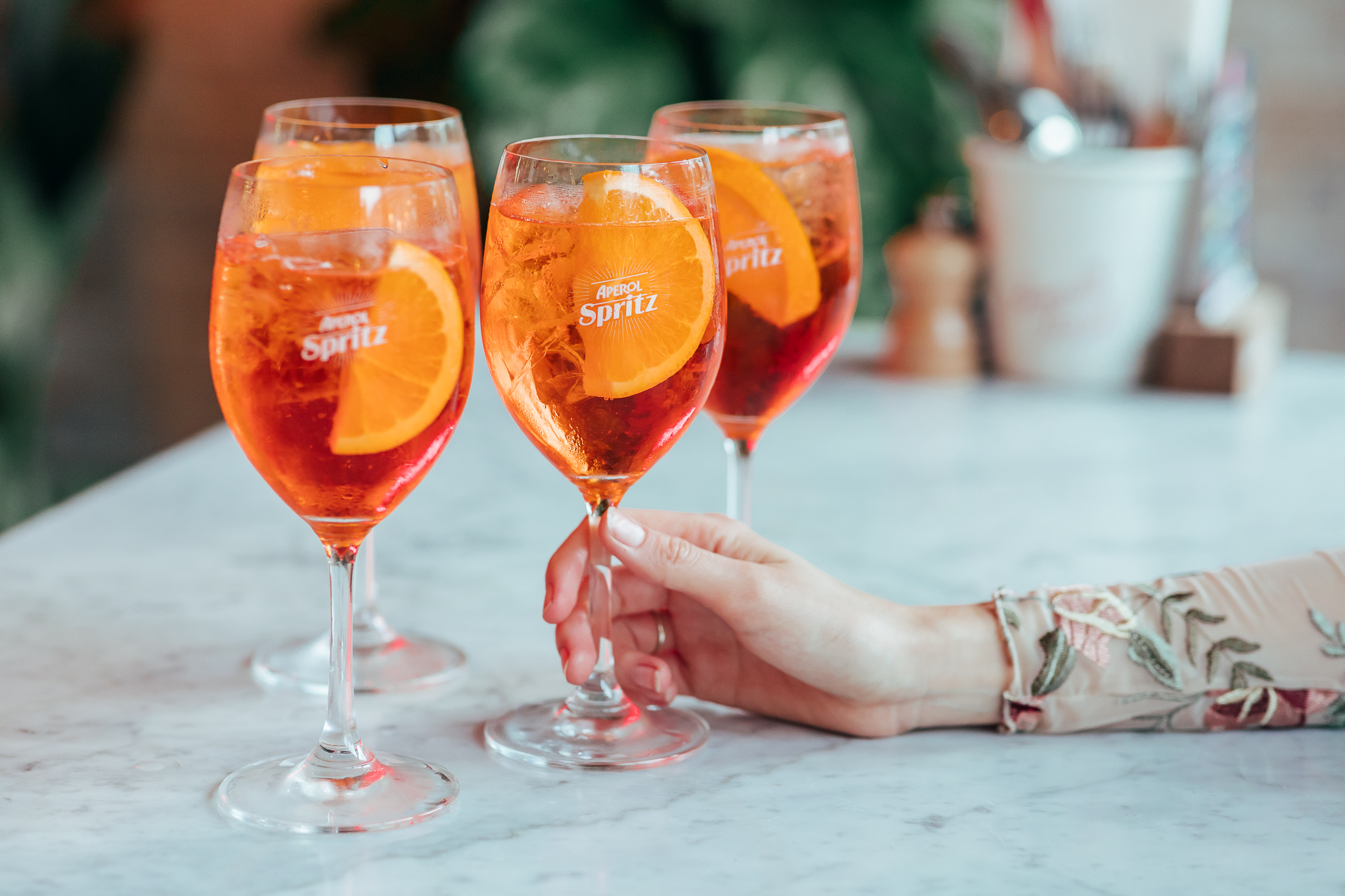 Fratelli Fresh aperol spritz national aperitif day