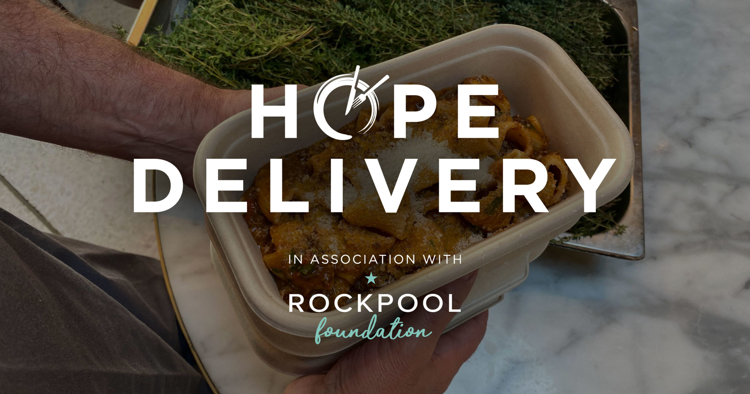 Rockpool Dining Group Hope Delivery