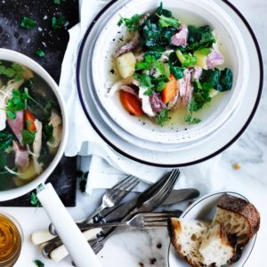 Neil Perry's Good Weekend recipe: Spring pot au feu