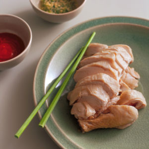 Neil Perry's Balance and Harmony recipe: White-cut chicken.