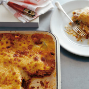 Neil Perry's Balance and Harmony recipe: Best-ever lasagne.