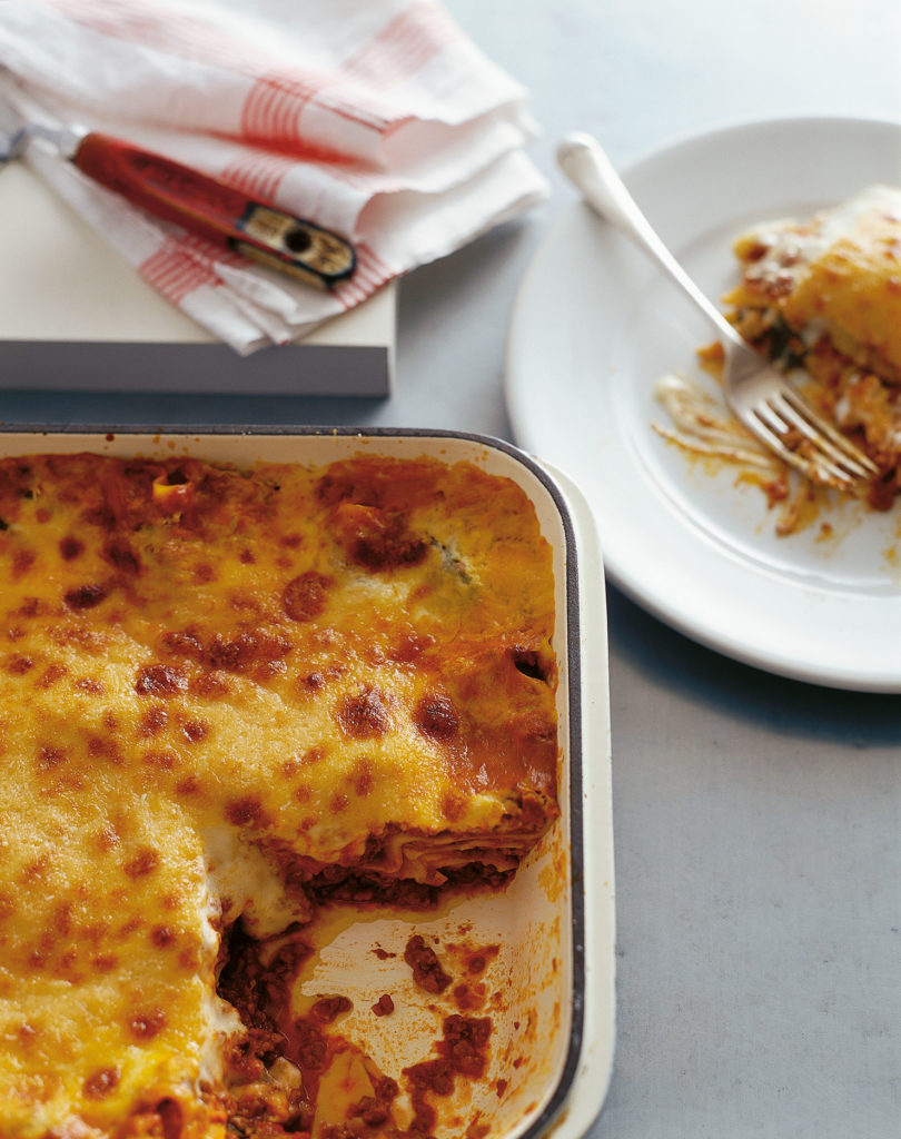 Best-ever lasagne