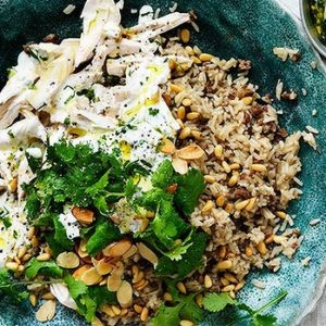 Neil Perry's Good Weekend recipe: Fragrant poached chicken & spiced rice.