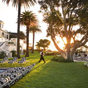 Neil Perry's article in Qantas Spirit of Australia Magazine: Dining in Cape Town.