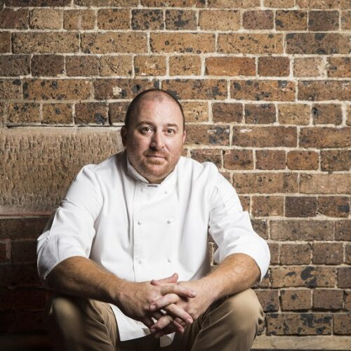 Spice Temple Executive Chef Andy Evans