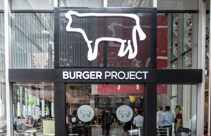 Burger Project