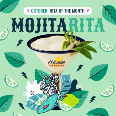October Rita of the month