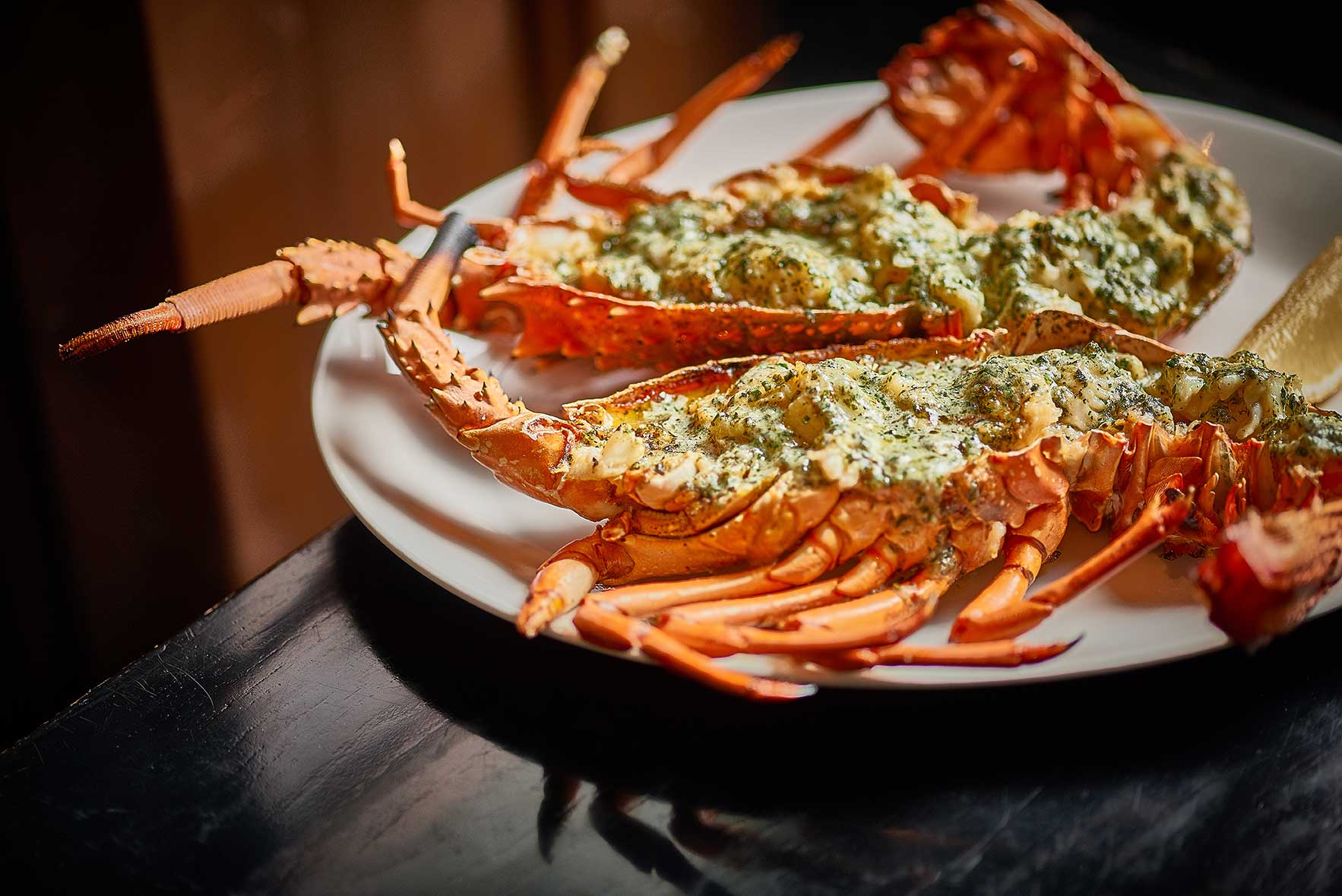 Rockpool-Bar-Grill-Sydney-signature-dish-lobster-herb-butter